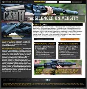 Can U - Silencer University
