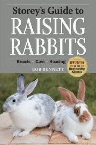 Storye's Guide to Raising Rabbits Cover