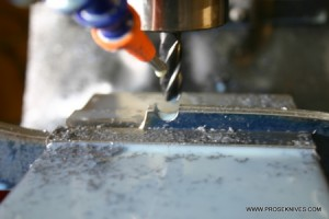 Milling Choil