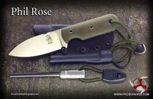 PSK 5 - Phil Rose Knives