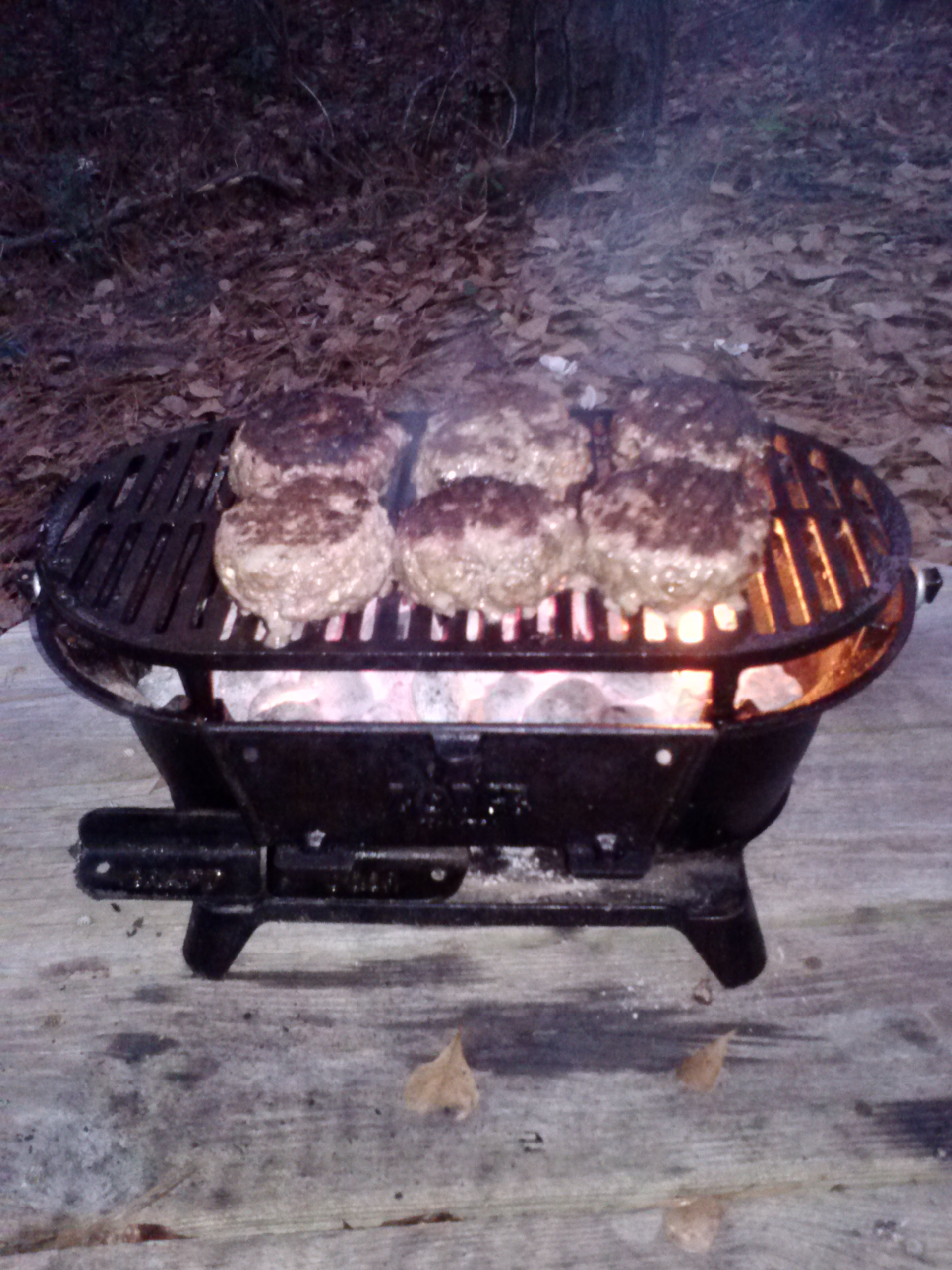 lodge grill