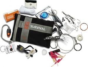 Bear Grylls Survival Kit by Gerber
