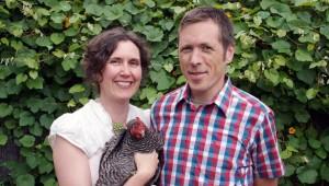 Kelly Coyne and Erik Knutzen