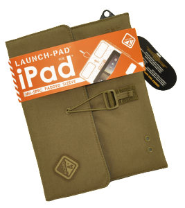 Launchpad Tactical iPad Sleeve